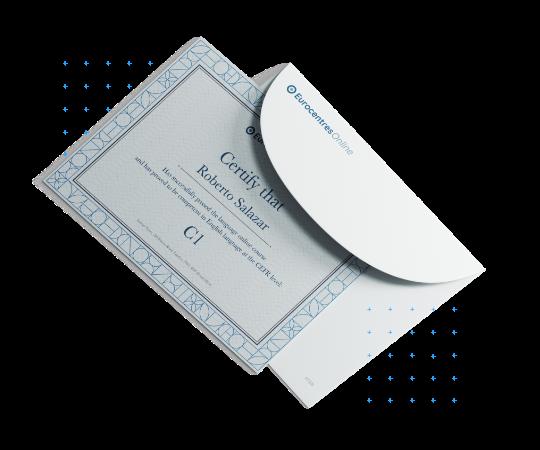 Certificate-Eurocentres-Online