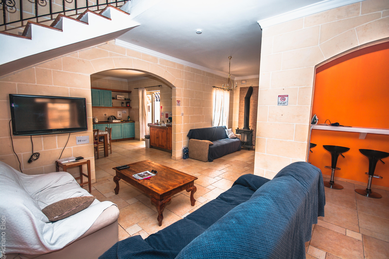 Kappara Residence Living Area