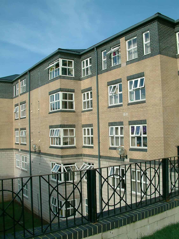 Brighton_Acc_Pheonix Halls of Residence_Exterior
