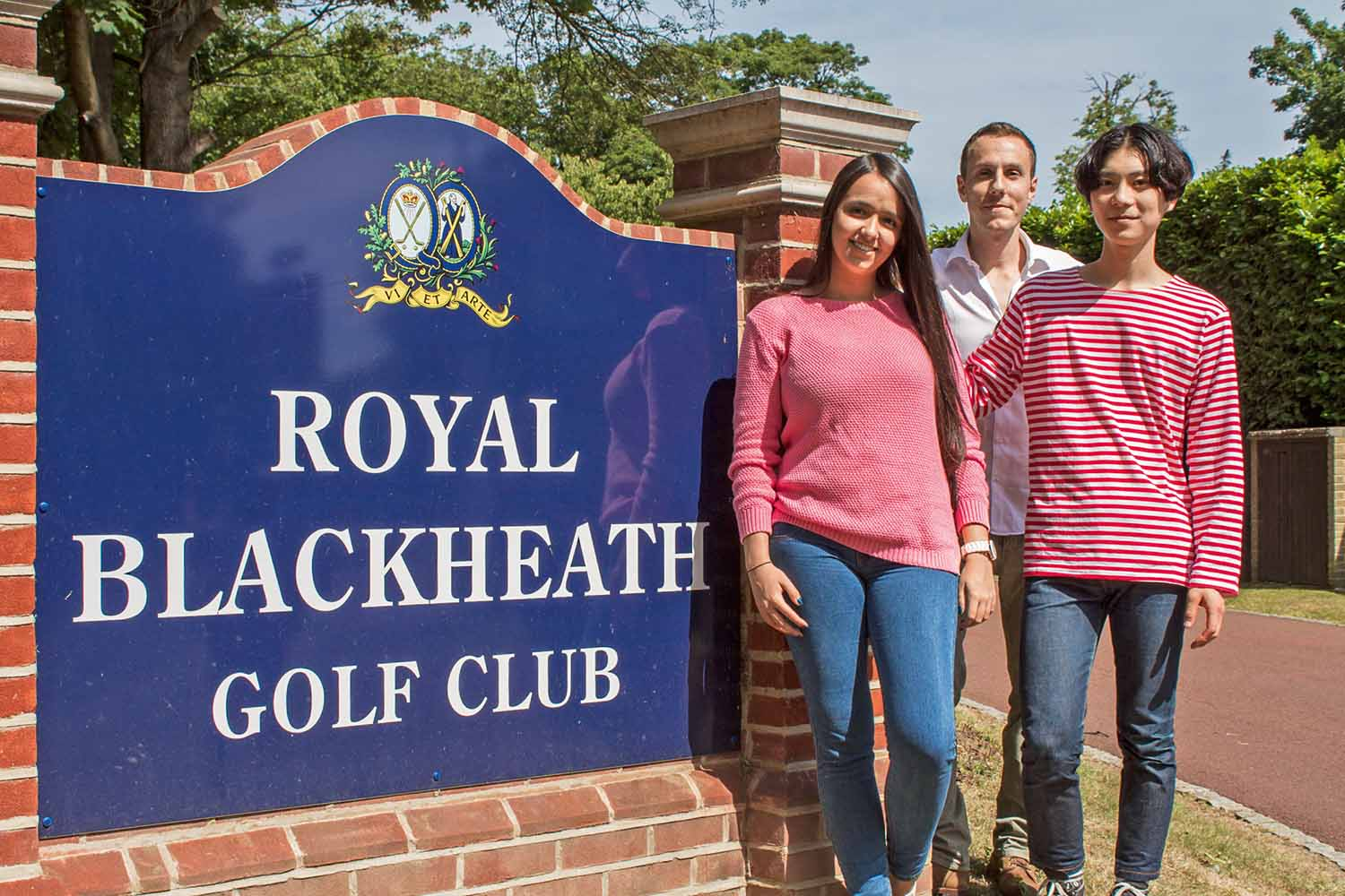 London Eltham_Location_Royal Blackheath Golf Club_Students_01