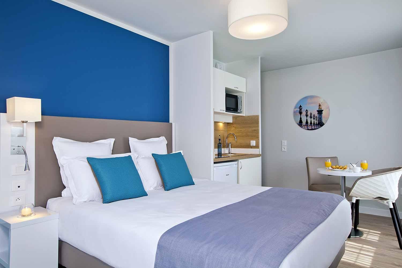 Paris_Acc_Gare de Lyon Residence_Bedroom_02